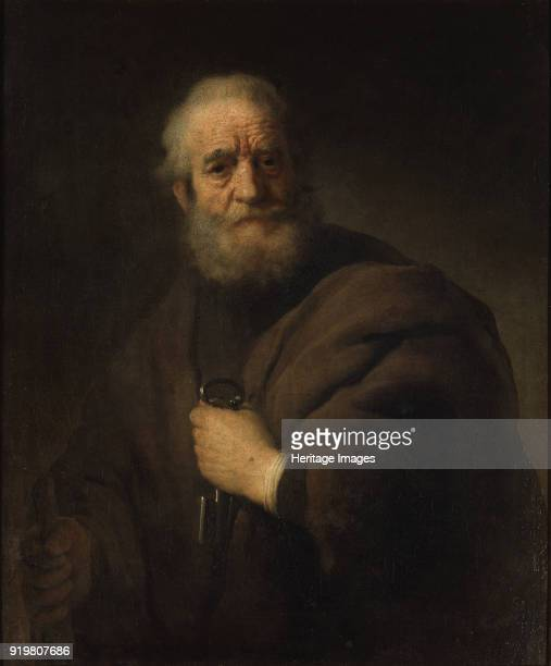 Peter the Apostle 1632 Found in the collection of Nationalmuseum Stockholm