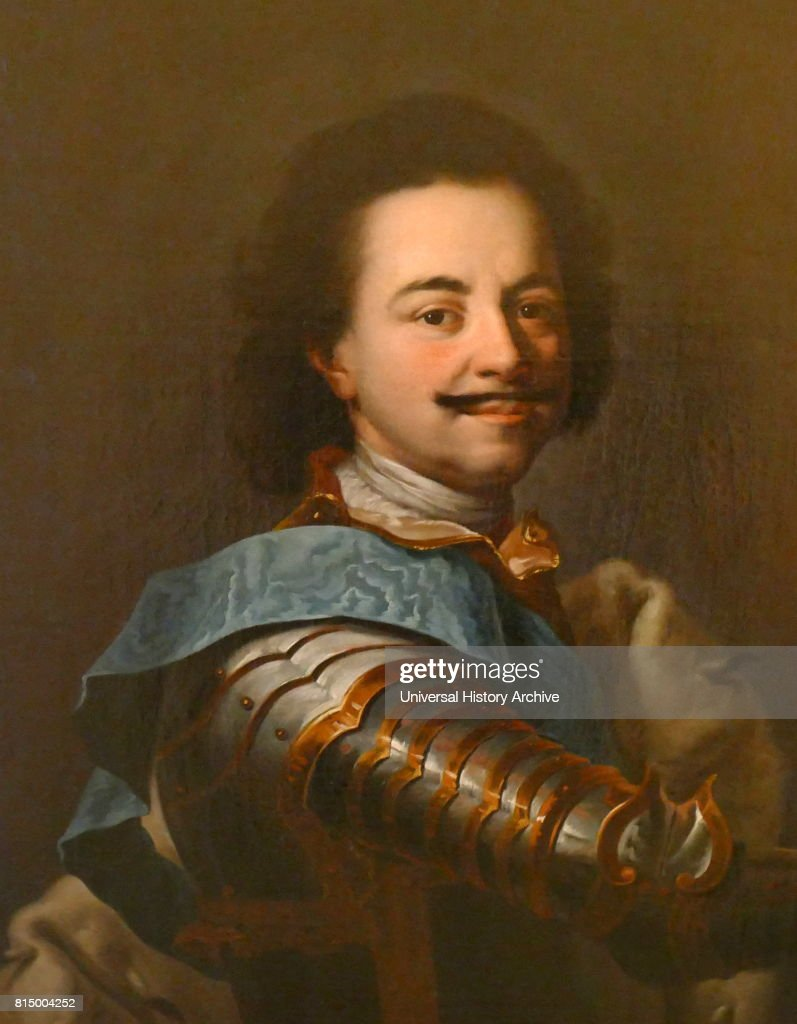 czar peter the great