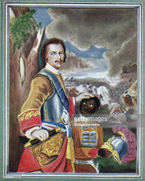 Peter the Great, Peter I, Peter Alexeyevich, 9 June 1672 – 8 February 1725, ruled the Tsardom of Russia and later the Russian Empire from 7 May, O.S....