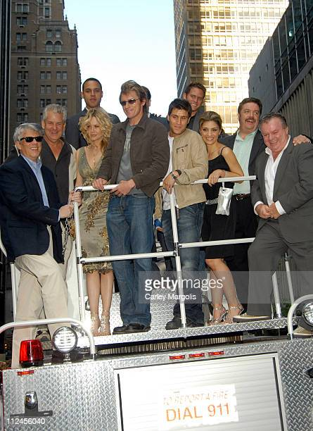 Peter Tolan guest Andrea Roth Daniel Sunjata Denis Leary Mike Lombardi Steven Pasquale Callie Thorne John Scurti and Jack McGee