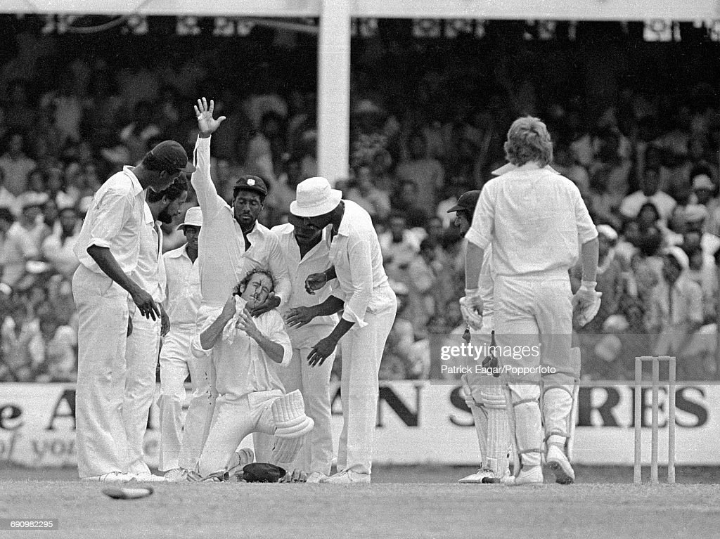 1st Test Match - West Indies v Australia : News Photo