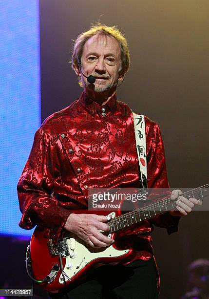 Peter Tork of The Monkees performs at Royal Albert Hall on May 19 2011 in London England