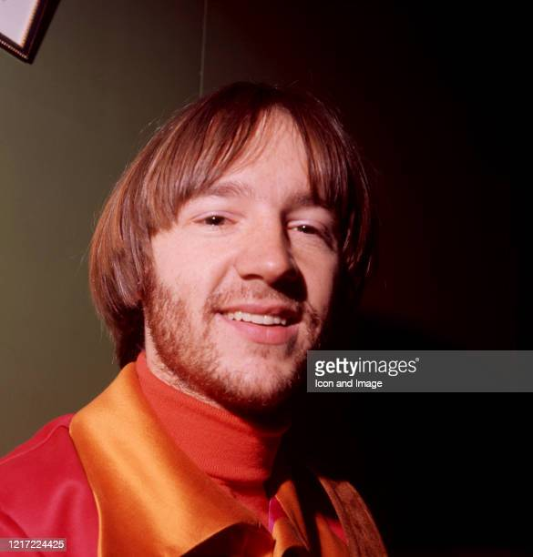 Peter Tork the American musician composer and actor best known as the keyboardist and bass guitarist of The Monkees in London England 1966
