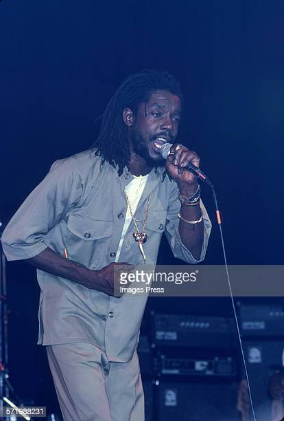 Peter Tosh circa 1981 in New York City