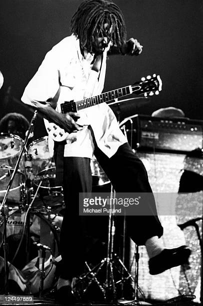 Peter Tosh performs on stage Palladium New York 19th June 1978