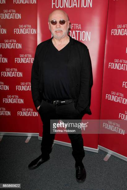 Peter Turner attends SAGAFTRA Foundation's conversation and screening of 'Film Stars Don't Die In Liverpool' at SAGAFTRA Foundation Screening Room on...