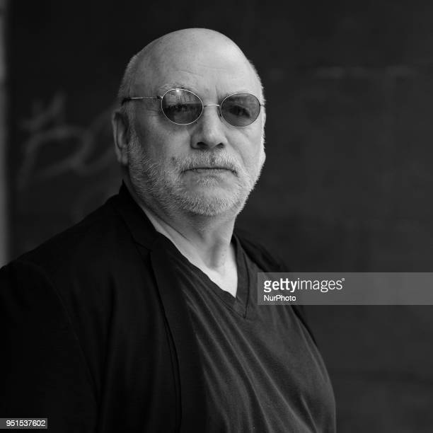 Peter Turner during 'Film Stars Don't Die in Liverpool' photocall on April 26 2018 in Madrid Spain