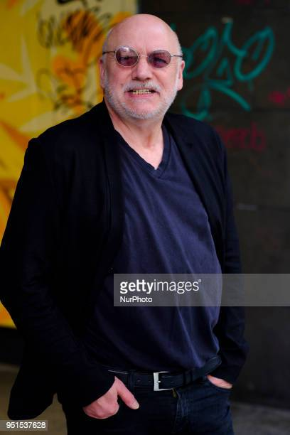 Peter Turner during 'Film Stars Don't Die in Liverpool' photocall on April 26, 2018 in Madrid, Spain