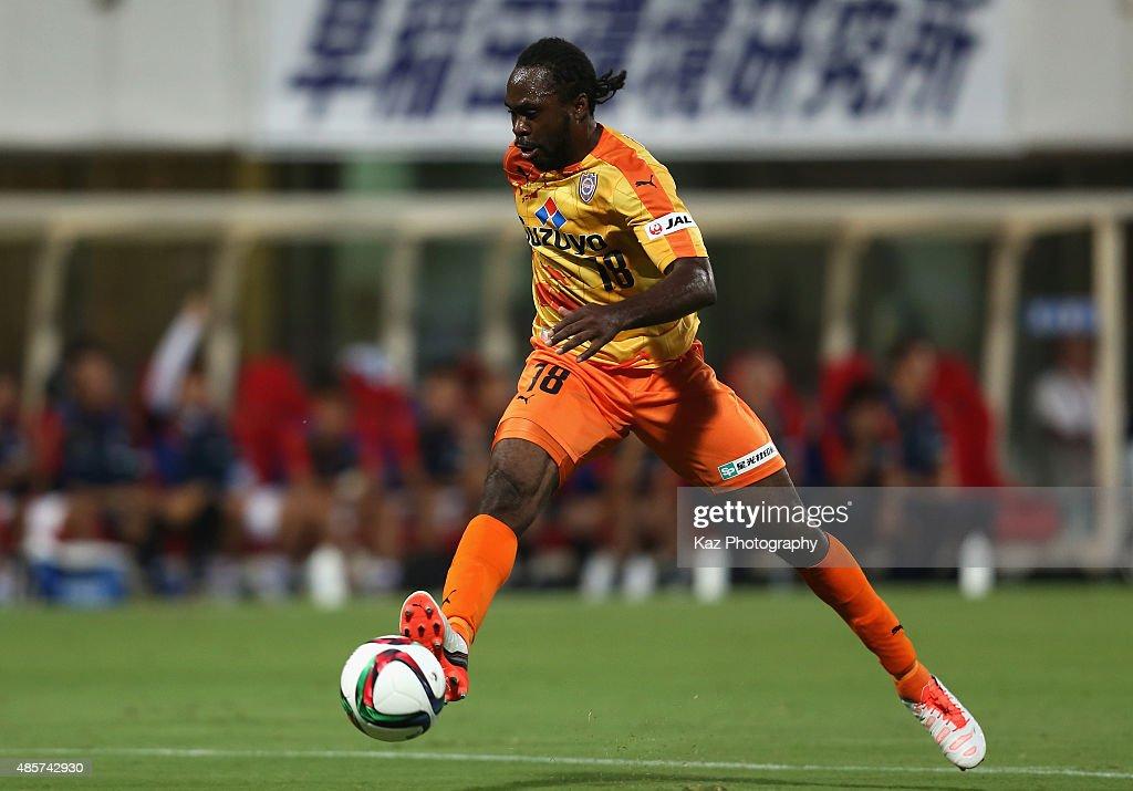 Shimizu S-Pulse v FC Tokyo - J.League : News Photo