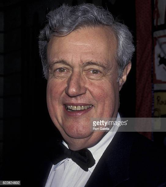 Peter Vagi attends Raoul Wallenberg Awards Honoring Elizabeth Dole on January 17 1995 at the Pierre Hotel in New York City