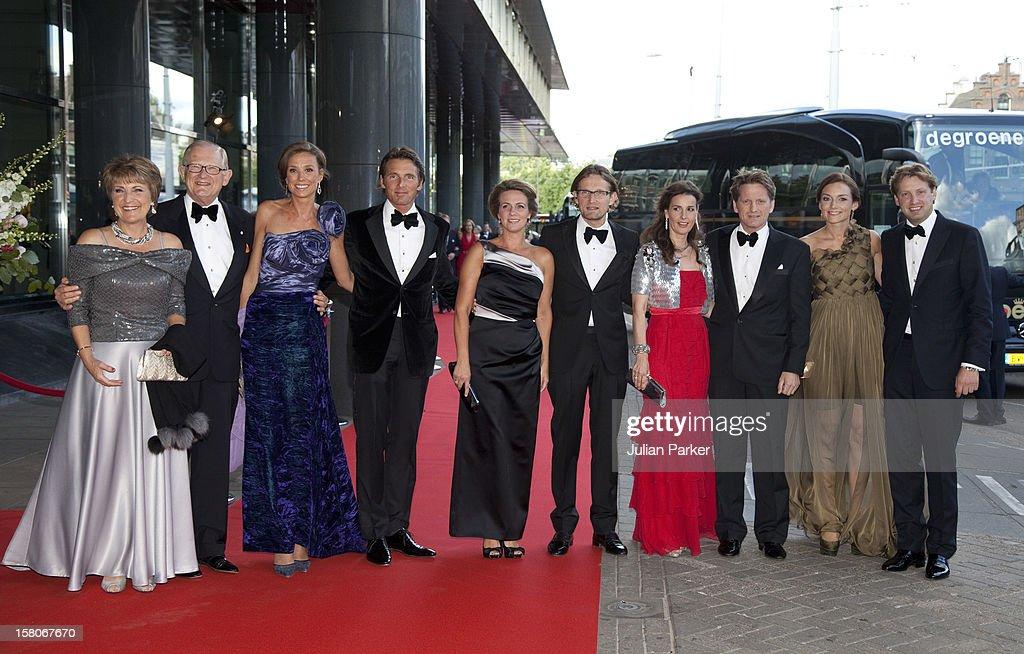 Crown Princess Maxima Of Hollands 40Th Birthday Celebrations : Nieuwsfoto's