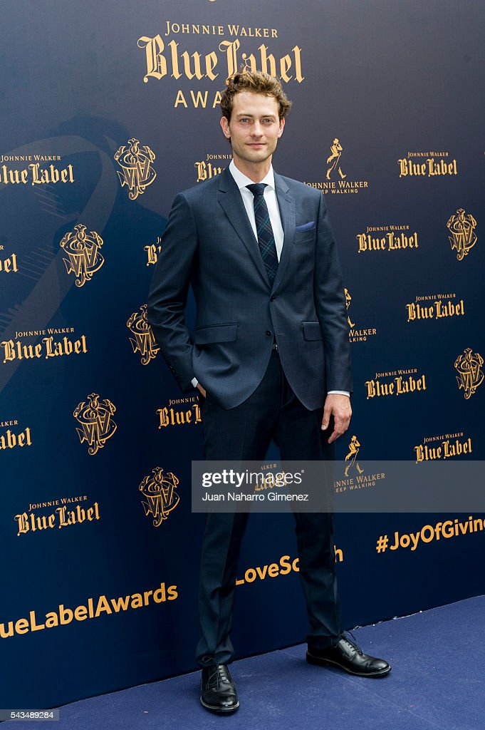 'Blue Label Awards' in Madrid