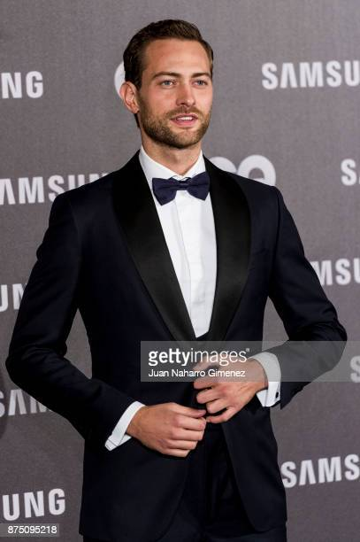 Peter Vives attends 'GQ Men Of The Year' awards 2017 at The Westin Palace Hotel on November 16 2017 in Madrid Spain