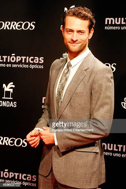 Peter Vives attends the Onda Awards 2014 Gala on November 25 2014 in Barcelona Spain