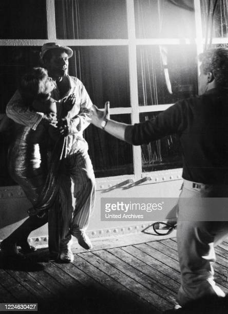 Peter Voss the Million Thief , Germany Director: Wolfgang Becker, Actor: Margit Saad, O. W. Fischer. .