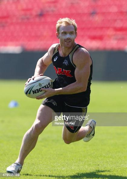 penrith panthers training session photos and images. Black Bedroom Furniture Sets. Home Design Ideas