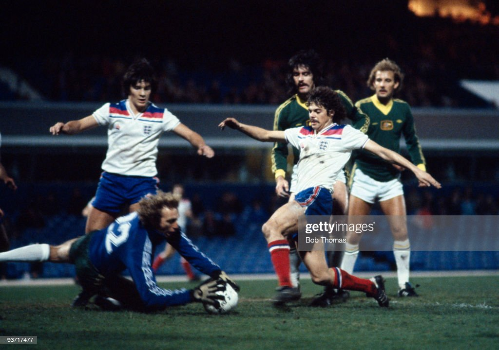 B International - England V Australia : News Photo