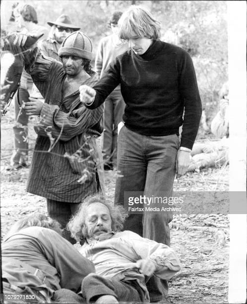 Peter Weir at work on his latest assignment a series for Yorkshire Television Luke's Kingdom Peter Weir has directed two episodes of the 13 episode...