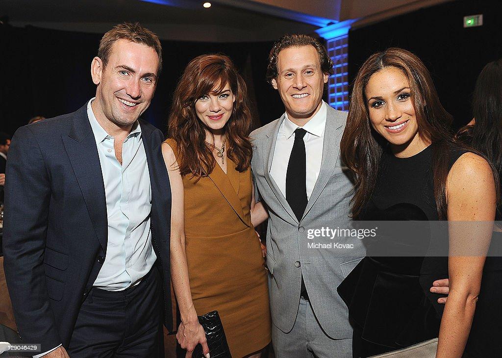 Anti-Defamation League Entertainment Industry Awards Dinner Honoring Ryan Kavanaugh - Red Carpet : News Photo