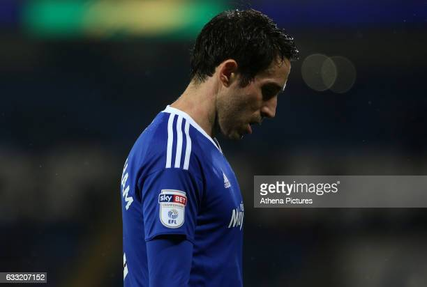 Peter Whittingham of Cardiff City during the Sky Bet Championship match between Cardiff City and Preston North End at Cardiff City Stadium on January...