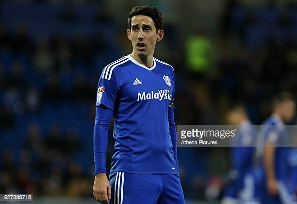 Peter Whittingham of Cardiff City in action during the Sky Bet Championship match between Cardiff City and Brighton and Hove Albion at The Cardiff...