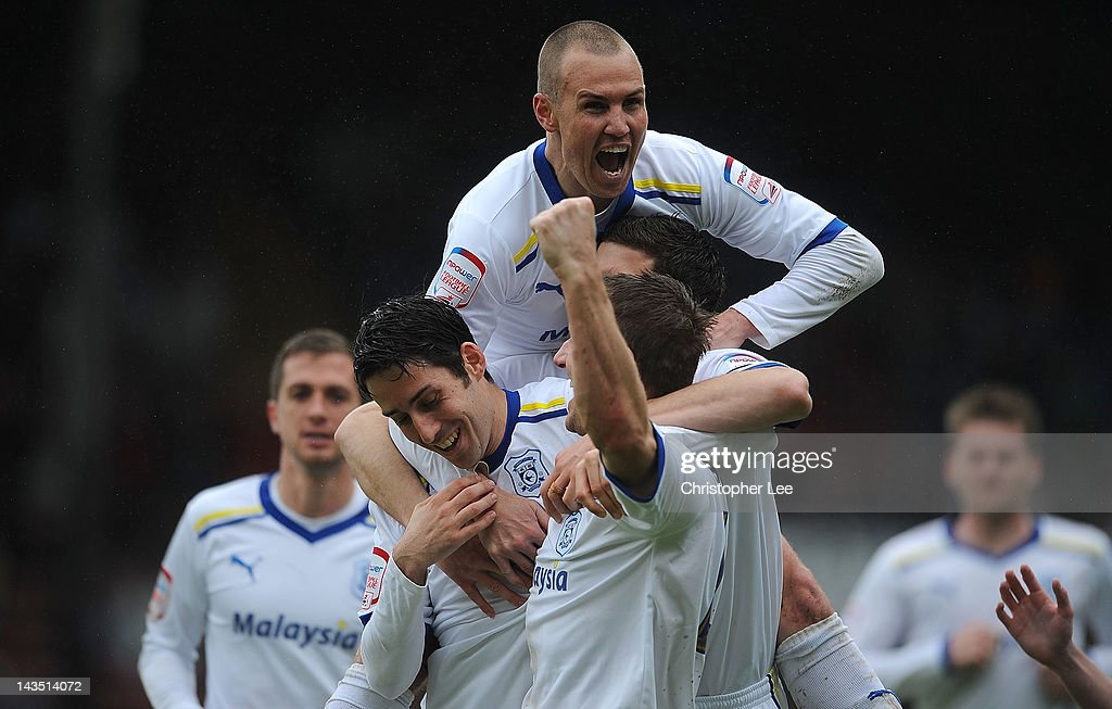 Crystal Palace v Cardiff City - npower Championship : News Photo