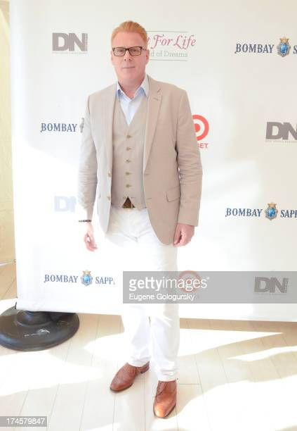 Peter Wijk attend the Russell Simmons 14th Annual Art For Life Benefit Sponsored By BOMBAY SAPPHIRE Gin at Fairview Farms on July 27 2013 in...