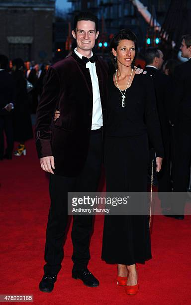 Peter Wilson attends the 2014 British Academy Games Awards at Tobacco Dock on March 12 2014 in London England