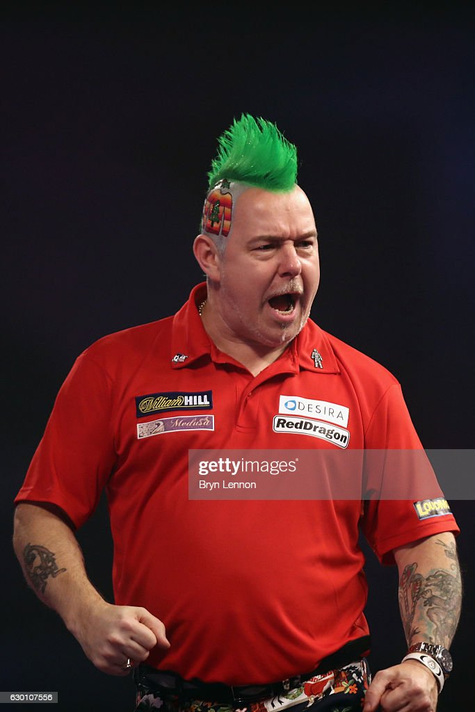 2017 William Hill PDC World Darts Championships - Day Two