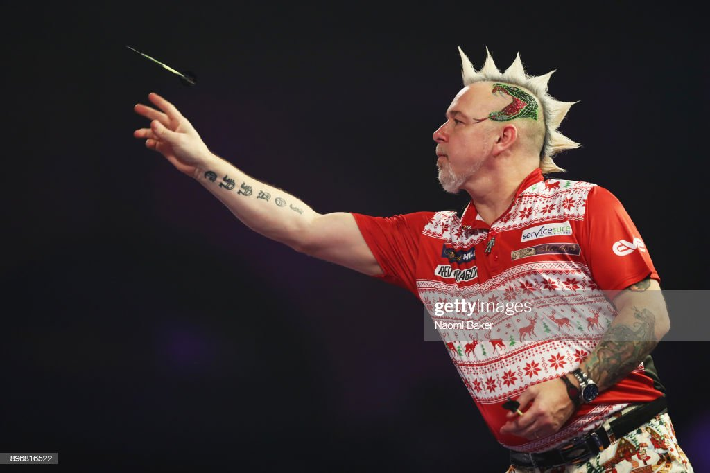 2018 William Hill PDC World Darts Championships - Day Eight