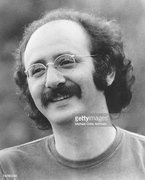 Peter Yarrow of the folk group Peter Paul and Mary poses for a portrait in circa 1975
