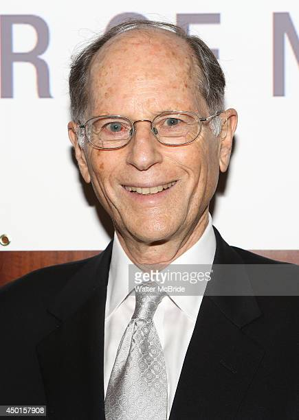 Peter Zimroth attends the 12th Annual James Parks Morton Interfaith awards dinner at Hilton Hotel Midtown on June 5 2014 in New York City