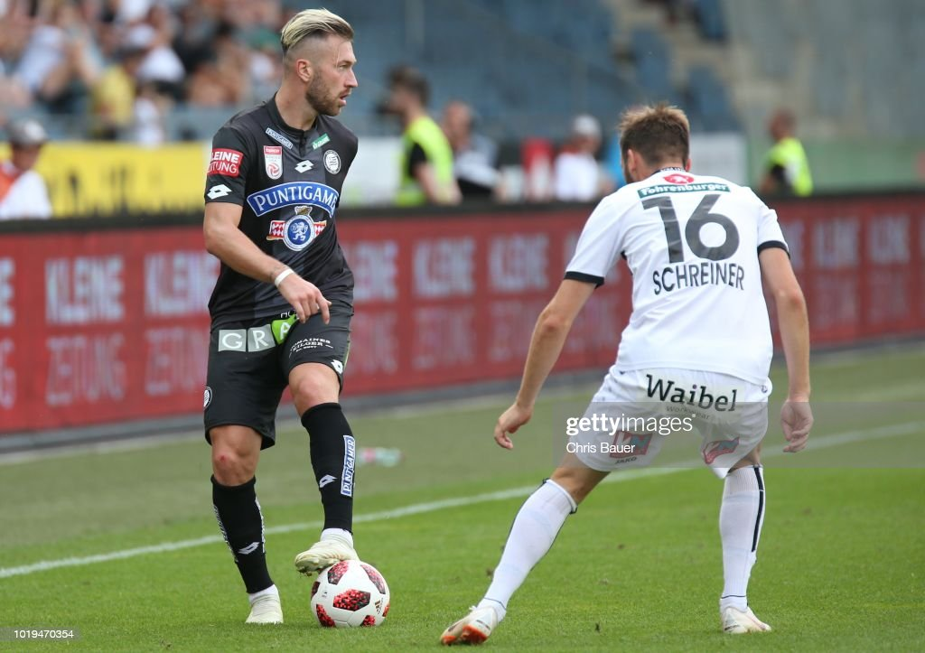 Sturm Graz v SCR Altach - tipico Bundesliga