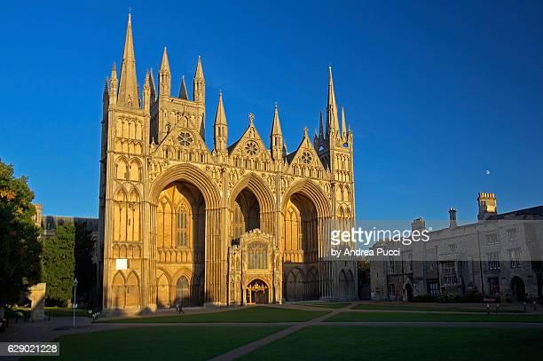 Peterborough Cathedral, Cambridgeshire, United Kingdom