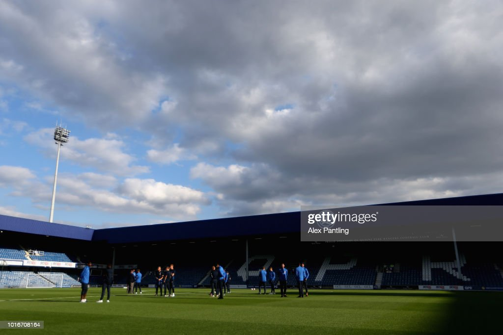 Queens Park Rangers v Peterborough United - Carabao Cup First Round