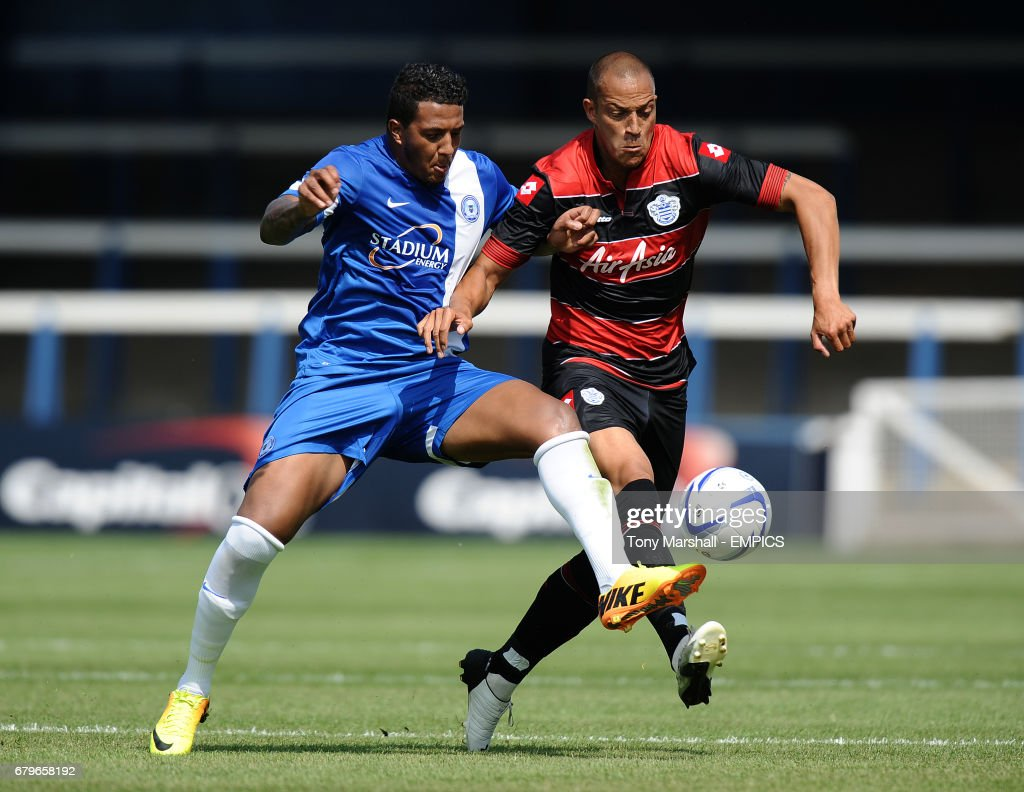 Image result for QPR vs Peterborough photos