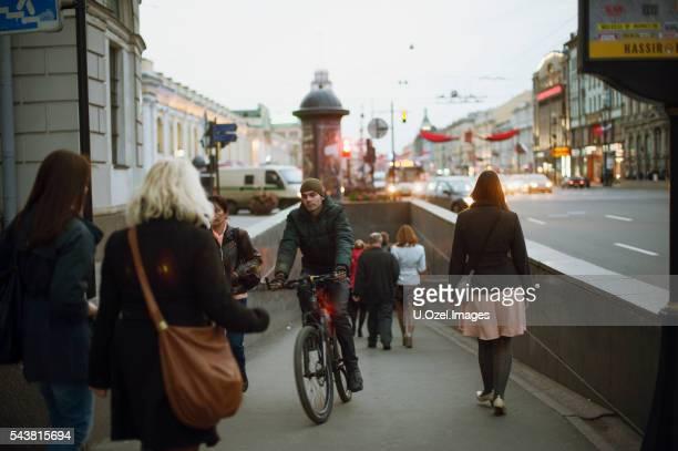 ST. Petersburg - Russia.