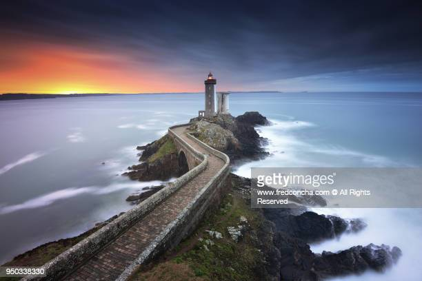 Petit Minou Lighthouse in Brittany