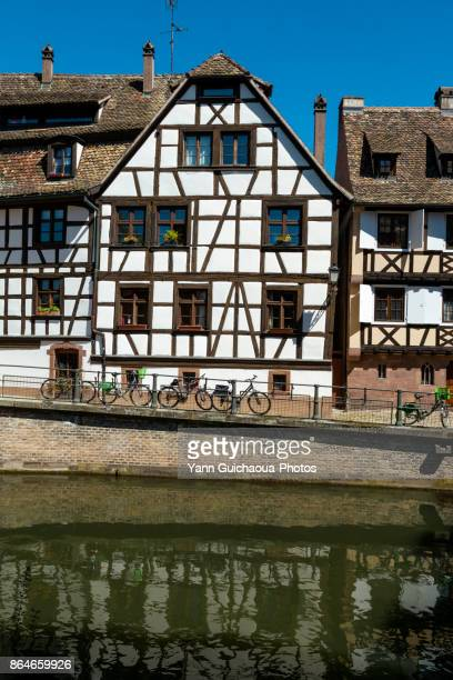 Petite France, Strasbourg, Bas Rhin,Alsace, France