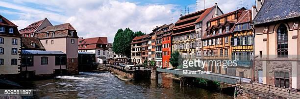 Petite-France district in Strasbourg
