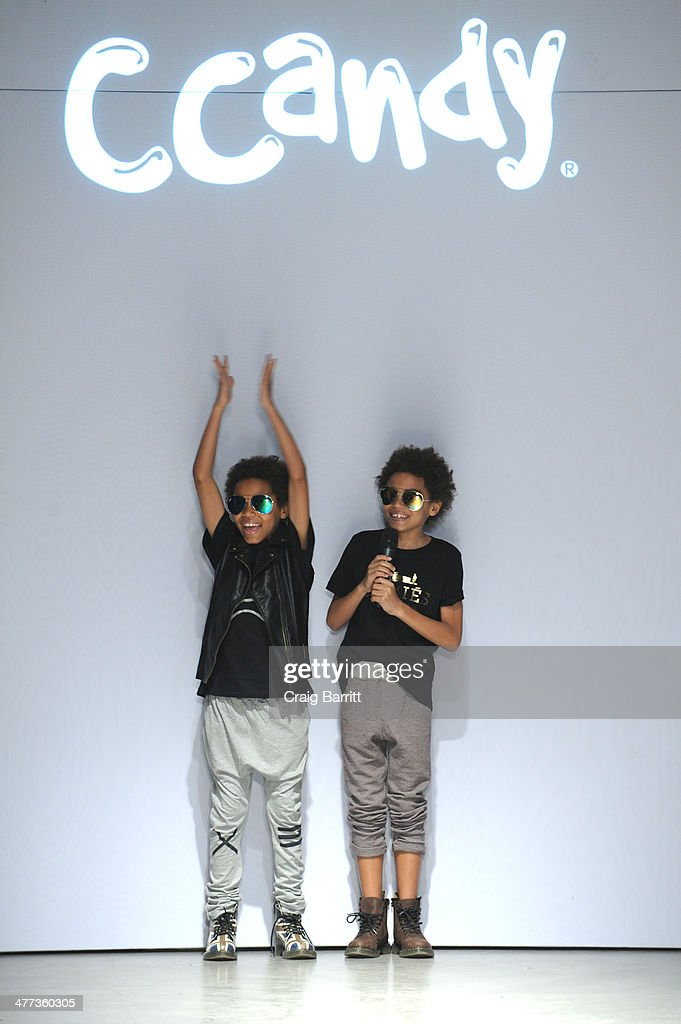 petitePARADE Kids Fashion Week on March 8, 2014 in New York City.