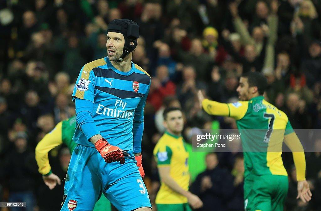 Norwich City v Arsenal - Premier League : News Photo