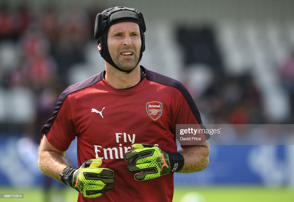 Borehamwood v Arsenal: Pre-Season Friendly : News Photo