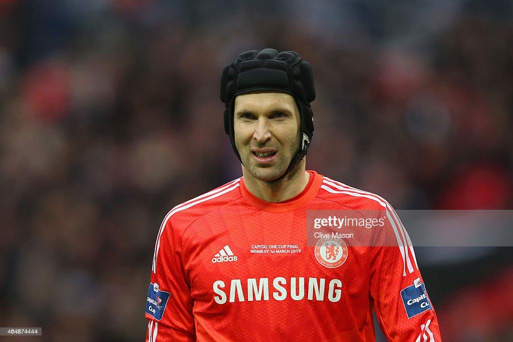 Chelsea v Tottenham Hotspur - Capital One Cup Final : News Photo
