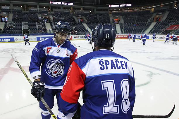 CZE: Bili Tygri Liberec v Farjestad Karlstad - Champions Hockey League