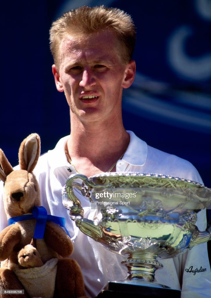 Australian Open Tennis Championships - Men's Singles Final : News Photo