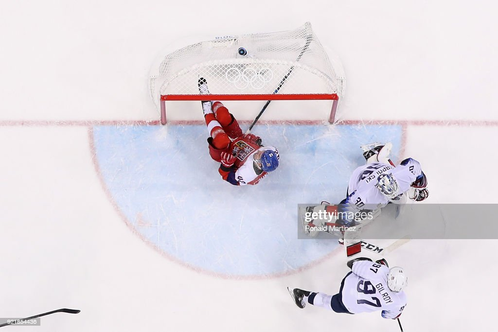 Ice Hockey - Winter Olympics Day 12 : Fotografía de noticias