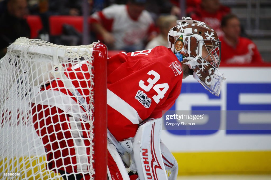 St Louis Blues v Detroit Red Wings : News Photo
