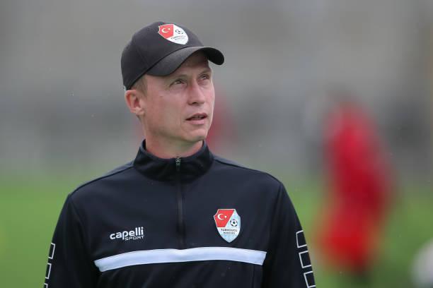DEU: Türkgücü München v Hallescher FC - 3. Liga