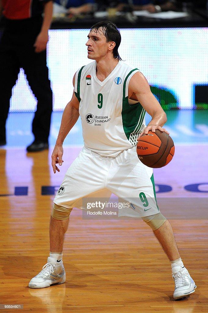 DKV Joventut v Unics - Eurocup Basketball : News Photo